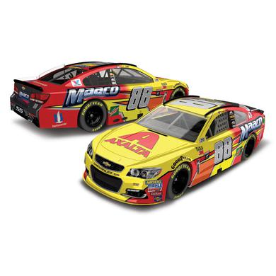 Hendrick Motorsports Dale Earnhardt, Jr. 2017 NASCAR Cup Series No. 88 All-Star Axalta Maaco 1:64 Die-Cast