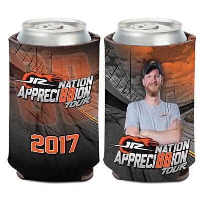 Hendrick Motorsports JR Nation Appreci88ion Can Cooler