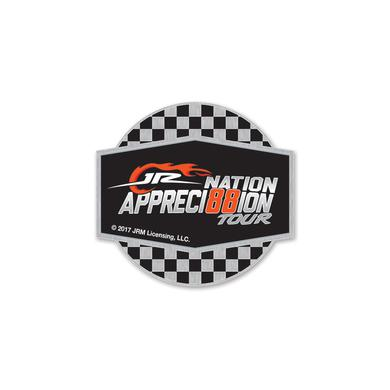 Hendrick Motorsports JR Nation Appreci88ion Lapel Pin