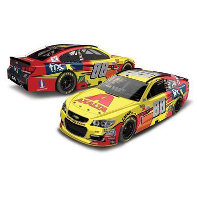 Hendrick Motorsports Dale Earnhardt, Jr. 2017 NASCAR Cup Series No. 88 Axalta Fix Auto 1:24 Die-Cast