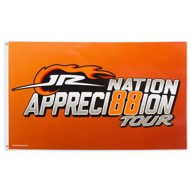Hendrick Motorsports JR Nation Appreci88ion Tour Deluxe Flag - 3' x 5'