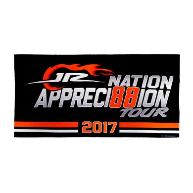 "Hendrick Motorsports JR Nation Appreci88ion Tour Beach Towel - 30"" x 60"""