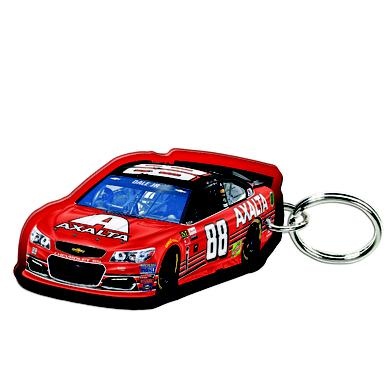 Hendrick Motorsports Dale Jr #88 2017 Homestead/Miami Premium Acrylic Keyring