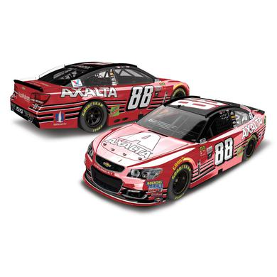 Hendrick Motorsports Dale Earnhardt, Jr. 2017 NASCAR Cup Series No. 88 Axalta Homestead Color Chrome 1:24 Die-Cast