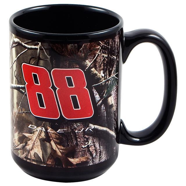 Hendrick Motorsports Dale Jr. #88 Camo Coffee Mug