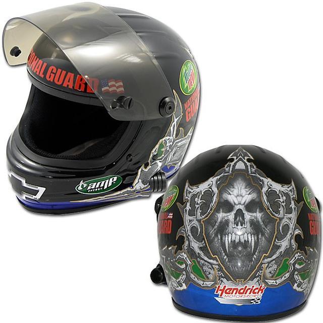 Hendrick Motorsports Dale Jr. 1:3 Scale Mini Helmet