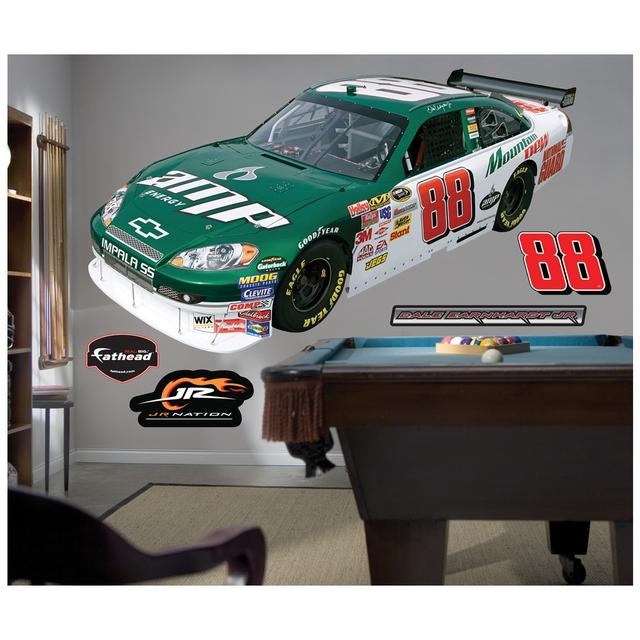 Hendrick Motorsports Dale Jr - AMP Car Fathead Decal