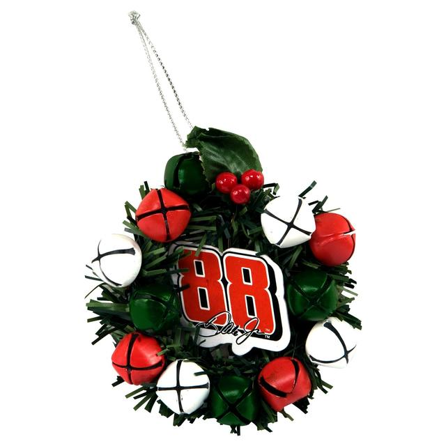 Hendrick Motorsports Dale Jr. #88 Amp 2008 Wreath Ornament