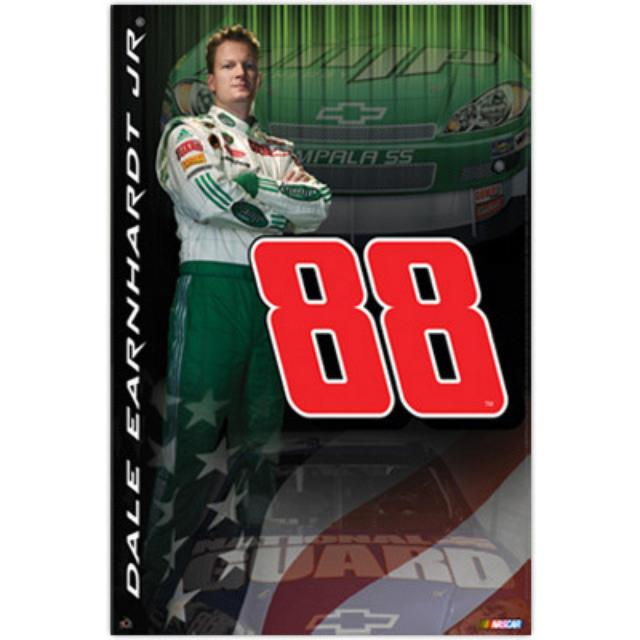 Hendrick Motorsports Dale Jr Driver Gallery Series Wall Hanging