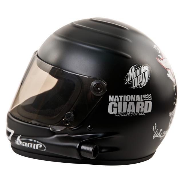 Hendrick Motorsports Dale Jr. Citizen Soldier 1:3 Scale Helmet