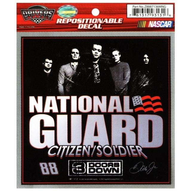 Hendrick Motorsports Dale Jr. Citizen Soldier Ultra Decal