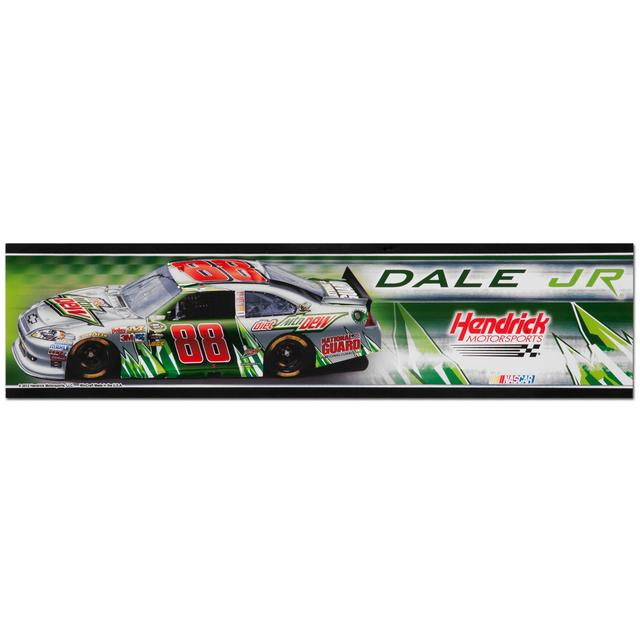 Hendrick Motorsports Dale Jr #88 Diet Mt Dew Bumper Sticker