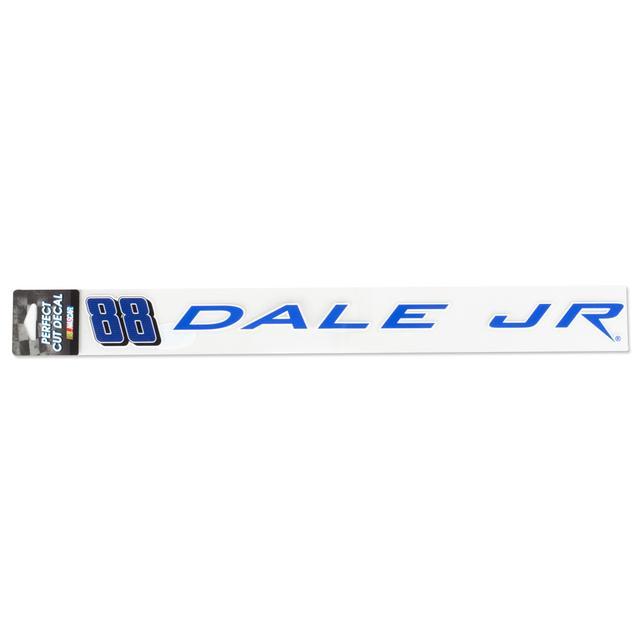 Hendrick Motorsports Dale Jr. #88 2x17 Perfect Cut Decal