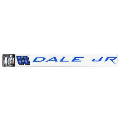 Hendrick Motorsports Dale Jr. #88 2x17 Perfect Cut Decal