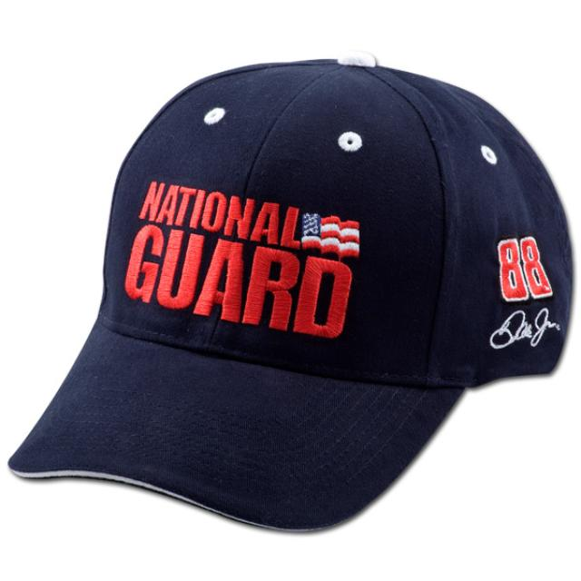 Hendrick Motorsports Dale Jr. #88 National Guard Sandwich Cap