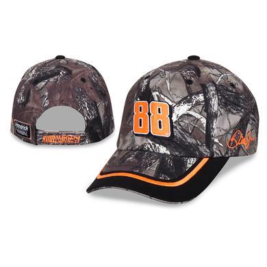 Hendrick Motorsports Dale Jr. #88 Camo Hat
