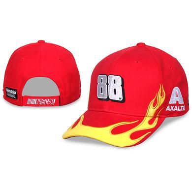 Hendrick Motorsports Dale Jr. #88 Adult Flame Hat