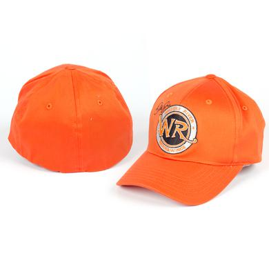 Hendrick Motorsports Whisky River Orange Fitted Hat