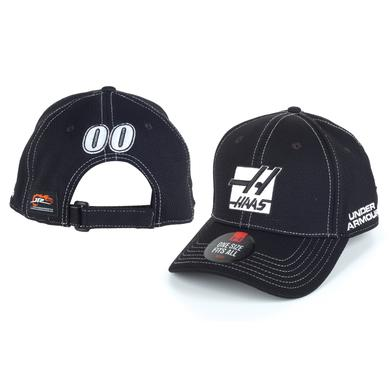 Hendrick Motorsports JR Motorsports Cole Custer #00 Haas Official Team Hat