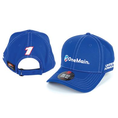Hendrick Motorsports JR Motorsports Elliott Sadler #1 One Main Official Team Hat