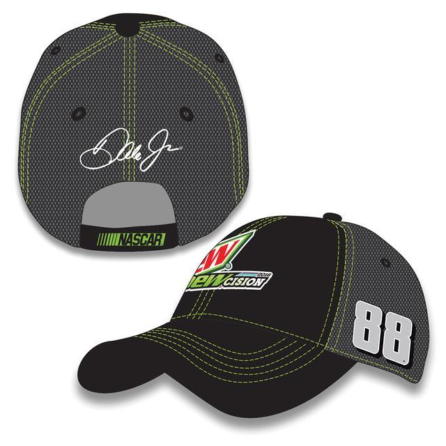 Hendrick Motorsports Dale Jr. #88 Mountain Dew Dewcision Hat