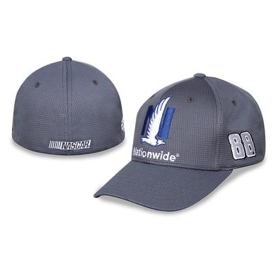 Hendrick Motorsports Dale Jr. #88 Nationwide Driver Hat Grey