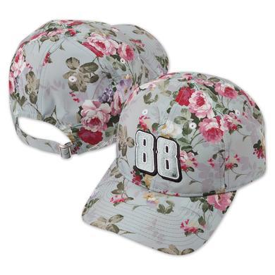 Hendrick Motorsports Dale Jr. #88 Lds Bloomin' Perf Hat