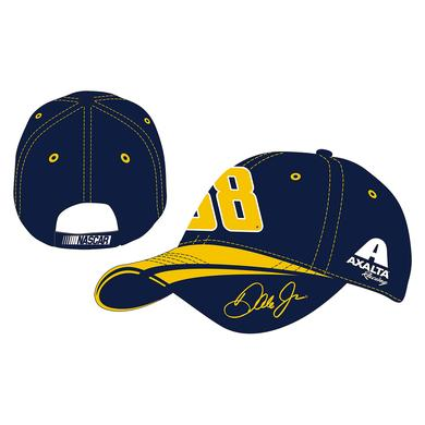 Hendrick Motorsports Dale Jr. #88 Axalta Navy Hat