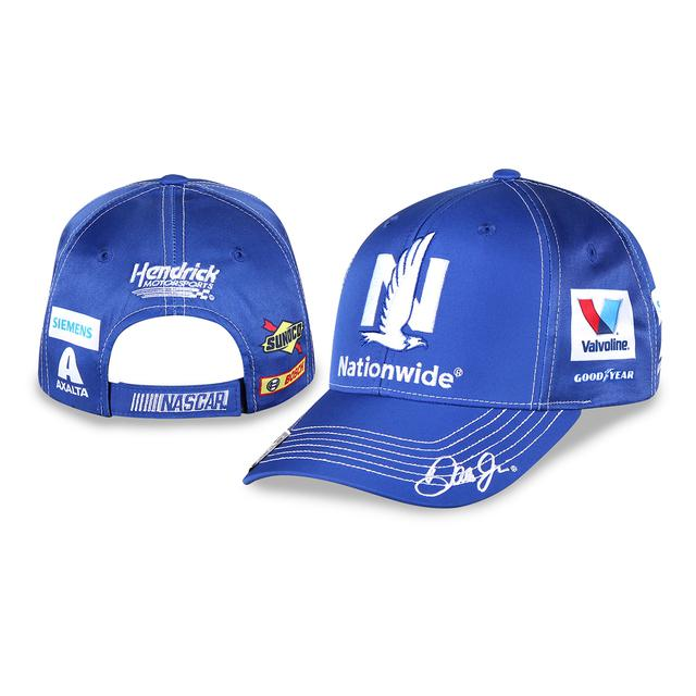 Hendrick Motorsports Dale Earnhardt, Jr. Adult Uniform Hat - Nationwide