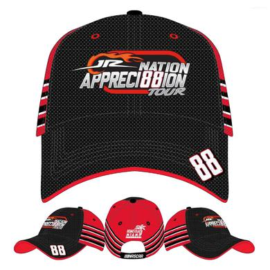 Hendrick Motorsports Dale Jr #88 2017 Homestead/Miami Axalta Stripes Hat