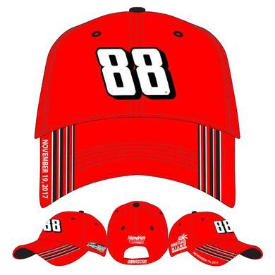 Hendrick Motorsports Dale Jr #88 2017 Homestead/Miami Axalta Racer Hat