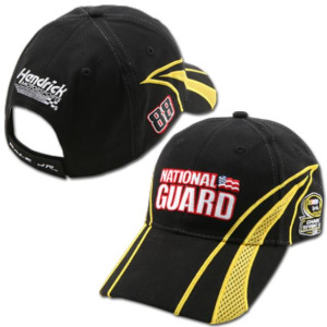 Hendrick Motorsports Dale Jr. National Guard Chase for the Cup Cap