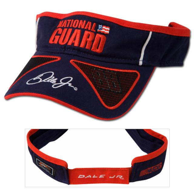 Hendrick Motorsports Dale Jr #88 Nat'l Guard Match Up Visor