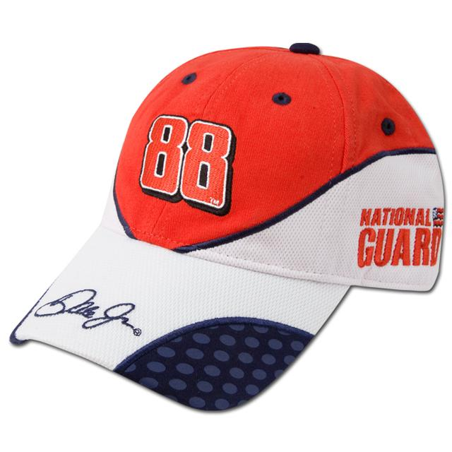 Hendrick Motorsports Dale Jr. #88 National Guard Recharged Cap
