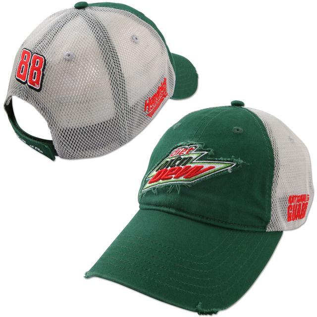 Hendrick Motorsports Dale Jr #88 Mountain Dew 2012 Official Pit Cap