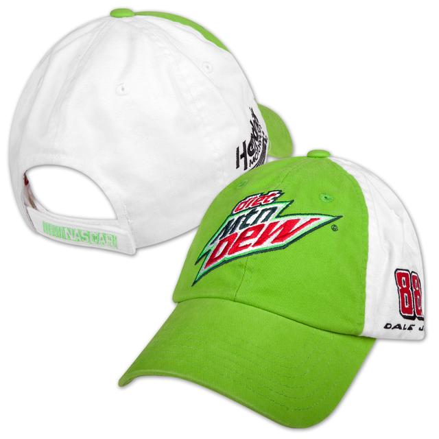 Hendrick Motorsports Dale Jr #88 Diet MtDew Fueled Adjustible Cap