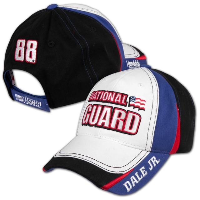 Hendrick Motorsports Dale Jr #88 Diet National Guard Metal Cap