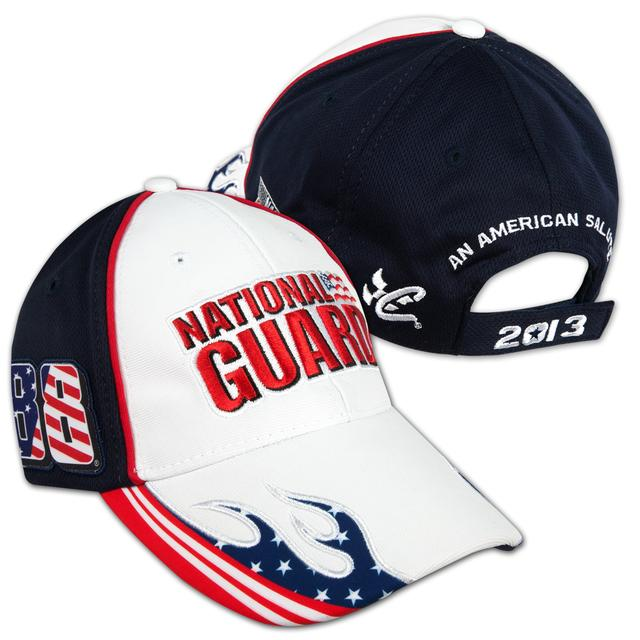 Hendrick Motorsports Dale Jr #88 National Guard An American Salute Adjustible Cap