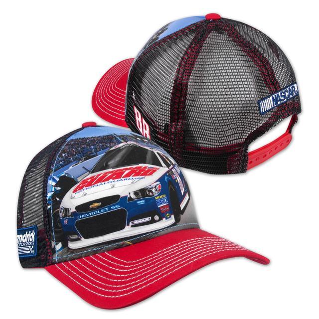Hendrick Motorsports Dale Jr #88 National Guard Sublimated Adjustable Cap