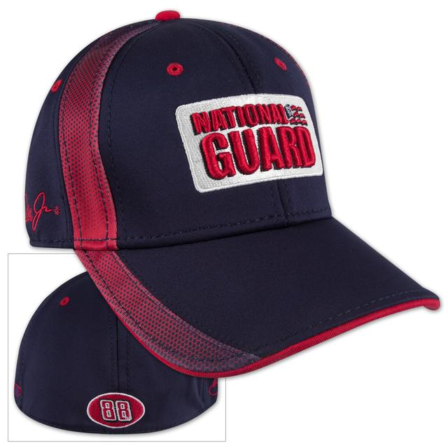 Hendrick Motorsports Dale Jr #88 National Guard Sponsor Flex Hat
