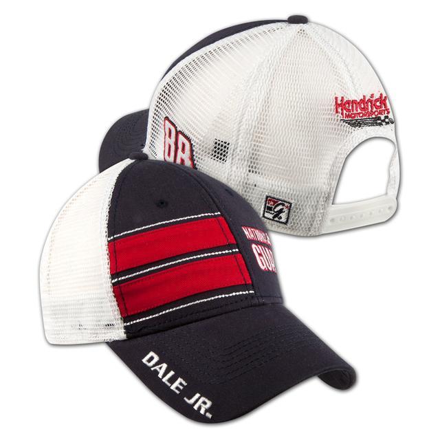 Hendrick Motorsports Dale Jr. #88 National Guard Vintage Dual Stripe Cap