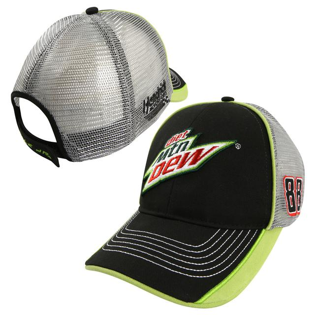 Hendrick Motorsports Dale Jr. #88 Diet Mountain Dew 2014 Official Pit Cap