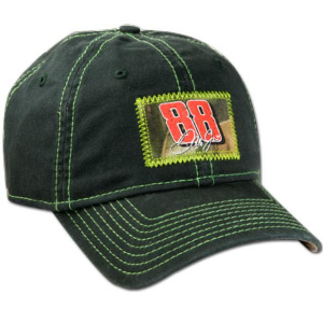 Hendrick Motorsports Dale Jr. #88 Green/Camo Dispatch Hat
