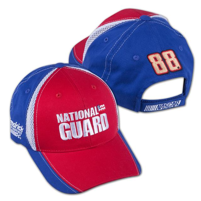 Hendrick Motorsports Dale Jr. National Guard Fan Up Cap