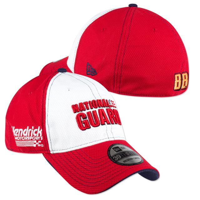 Hendrick Motorsports Dale Jr. -NEW ERA National Guard 2014 Nascar Sprint Cup Hat