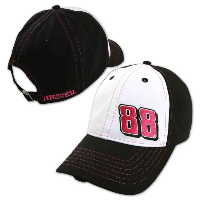 Hendrick Motorsports Dale Jr. Paint the Track Pink Driver Hat