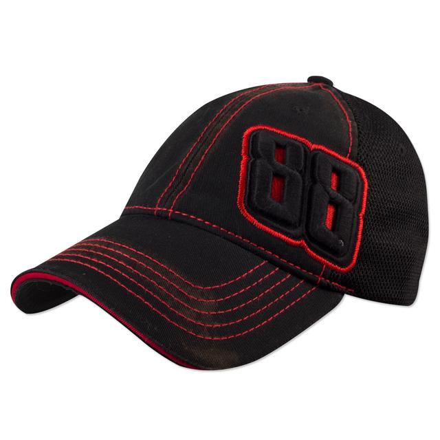 Hendrick Motorsports Dale Jr. 2015 Chase Authentics Adult Hauler Number Hat