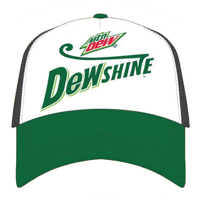Hendrick Motorsports Dale Jr. DEW Shine Trucker Hat