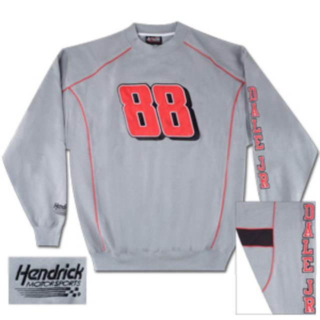 Hendrick Motorsports Dale Jr Big #88 Sweatshirt