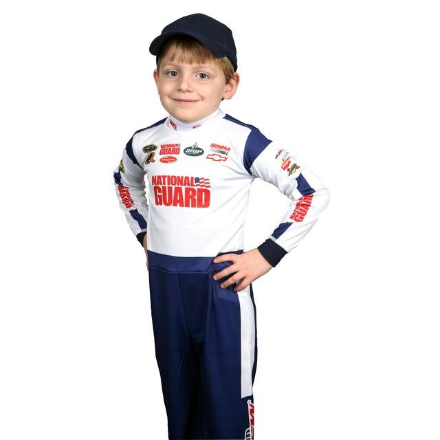 Hendrick Motorsports Dale Jr. #88 National Guard Youth Costume